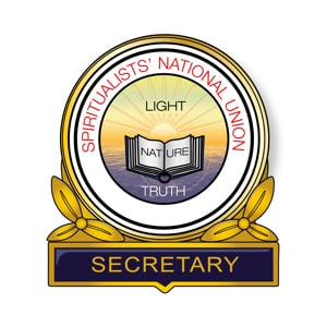 Secretary Pin Badge