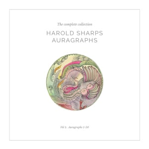 Harold Sharp Auragraphs - The Complete Collection: Vol 1