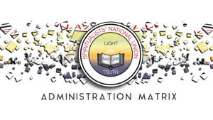 Administration Matrix