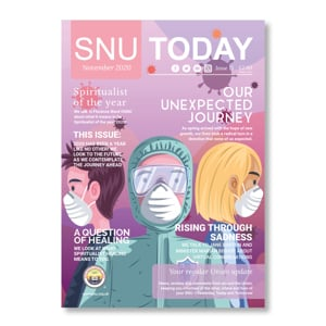 SNU TODAY Magazine Nov 2020