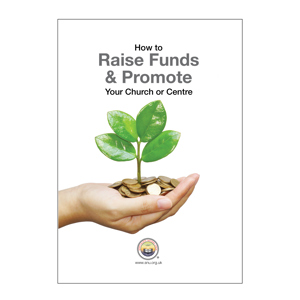 How to raise funds and promote your Church or Centre