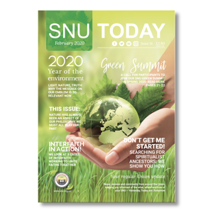 SNU TODAY Magazine Feb 2020