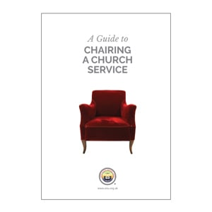 A Guide to Chairing a Church Service