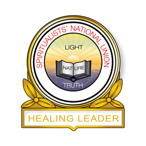 Healing Leader Pin Badge
