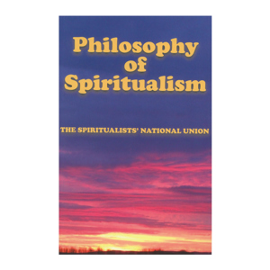 Philosophy of Spiritualism book