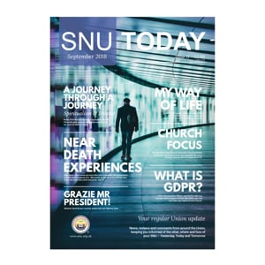 SNU Today Magazine Sep 2018