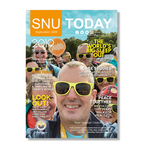 SNU TODAY Magazine Sep 2019