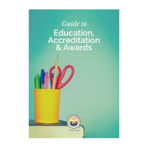 Guide to Education Accreditation & Awards