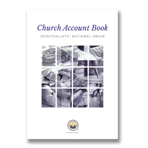 SNU Church Account Book