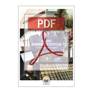 G1 Course Notes Basic Administration PDF VERSION