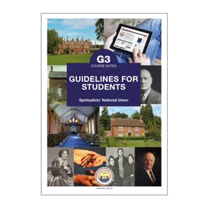 G3 Course Notes Guidelines for Students
