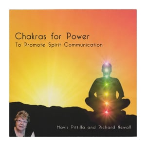 Chakras for Power - MAVIS PITTILLA & RICHARD NEWALL