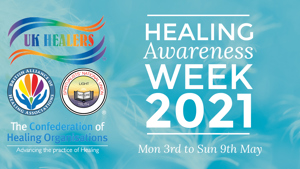 Healing Awareness Week  |  3rd-9th May 2021